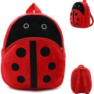 Kids Plush Backpack